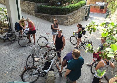 Cykeltur i San Remo